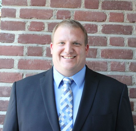 Bellarmine-Jefferson High School Principal Michael Stumpf begins his second year this July 2014. (Photo Courtesy of Bellarmine-Jefferson High School.)