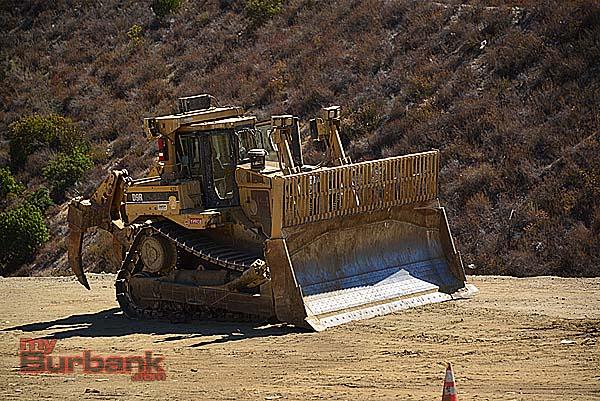 Landfill Heavy Equipment