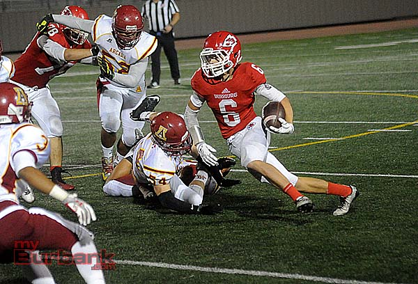 Hunter Guerin continues to play excellent ball on offense and defense (Photo by Craig Sherwood)
