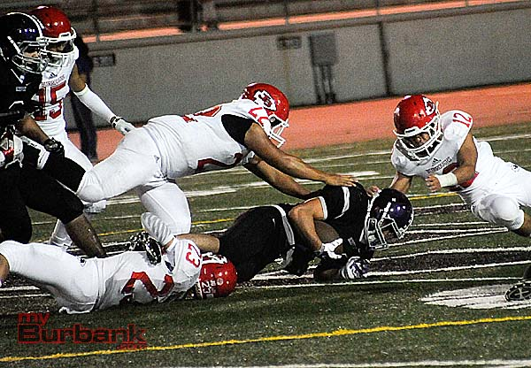 Burroughs has shutout Hoover in back-to-back years (Photo by Craig Sherwood)