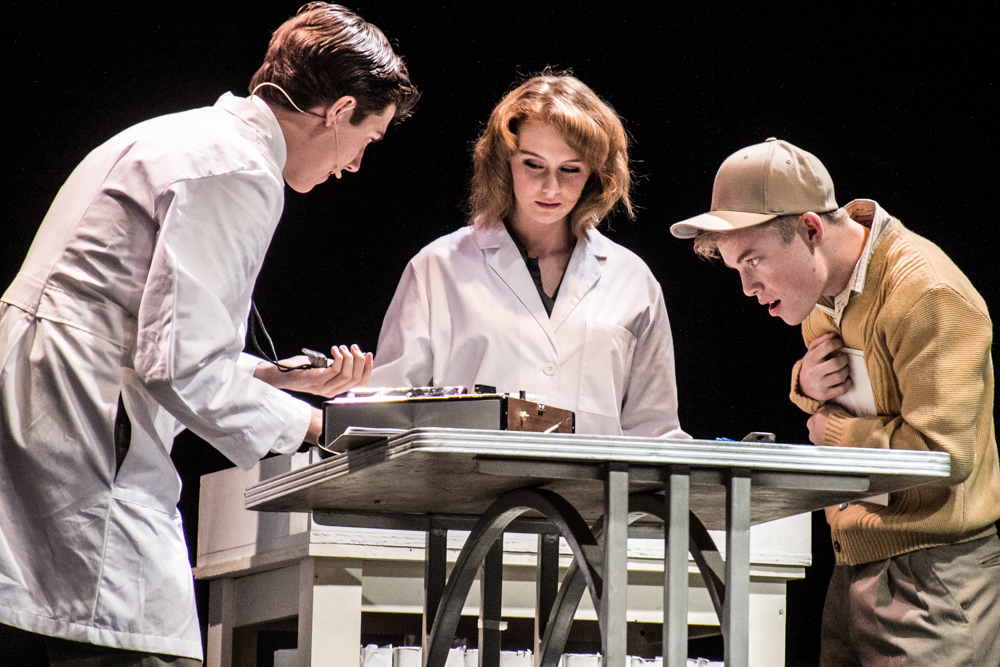 Flowers For Algernon Blossoms At Burroughs High