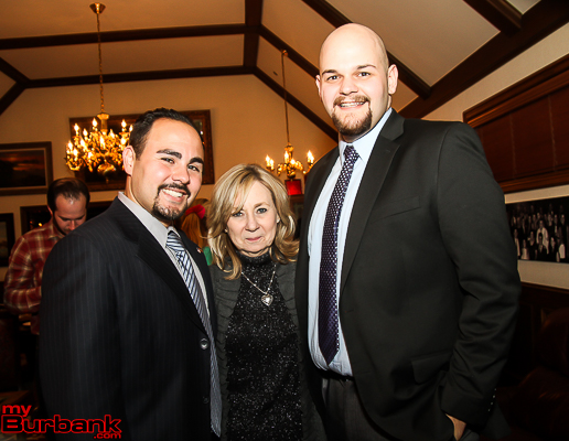 Candidates Juan Guillen, Roberta Grande Reynolds and Steve Ferguson. (Photo by Ross A. Benson)