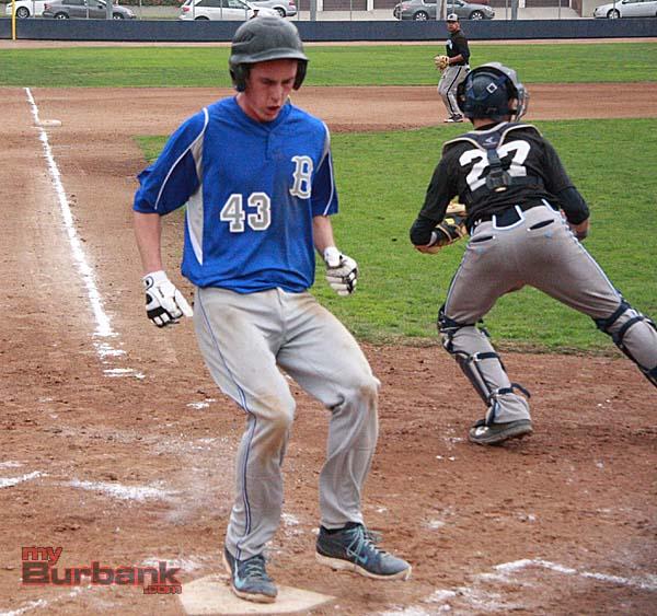 Cameron Briggs will be plahying at UC Davis next season (Photo by Dick Dornan)