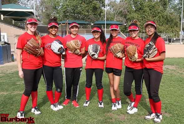 Burroughs senior class (Photo by Ross A. Benson)