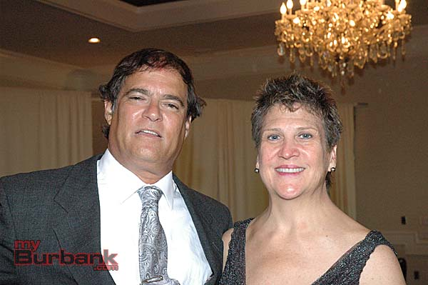 "Allen and Alicia Katz, who worked on reservations for the La Providencia Guild's ""That Old Black Magic"" gala."