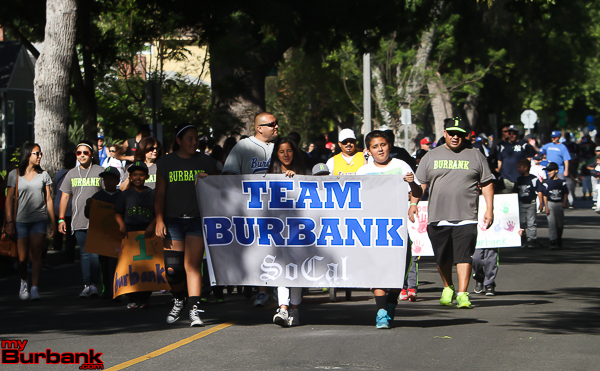 Civitan Day in Burbank (© 2015 Photo by Ross A. Benson)