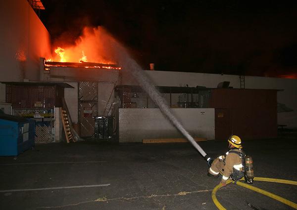 Pacific Fire CMD