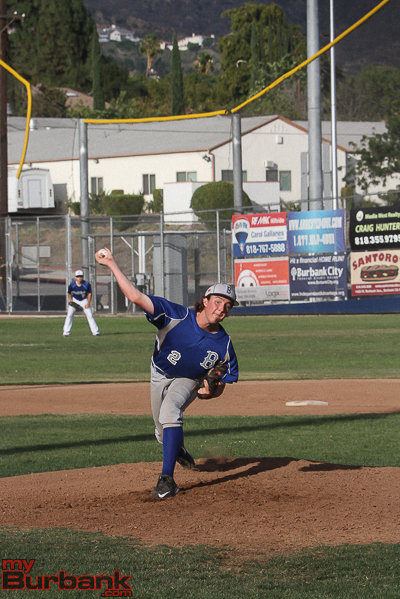 Henry Leake earned the win for the Bulldogs (Photo by © Ross A. Benson)