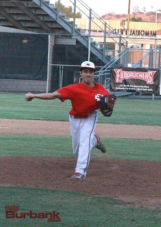 Kyle Nicol dominated from beginning to end for the Indians (Photo by Dick Dornan)