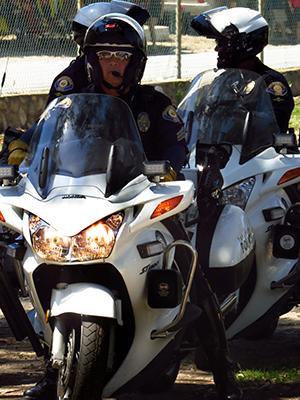 IMG_9408 Pasadena PD motorcade1