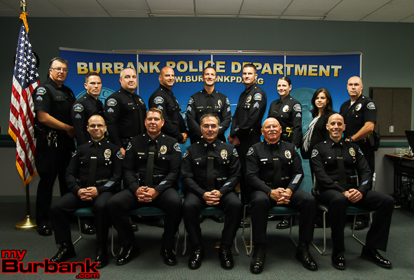 BPD Promotions (Photo by © Ross A. Benson)