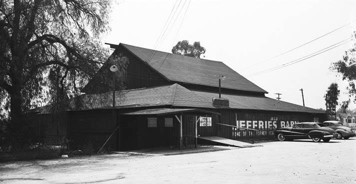 Jefferies Barn