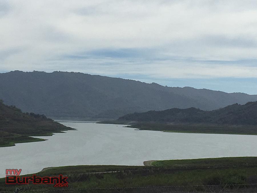 Lake Casitas. (Photo By Lisa Paredes)