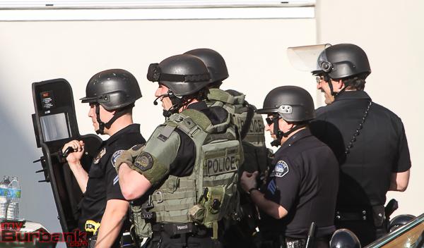 BPD Arrest & Swat