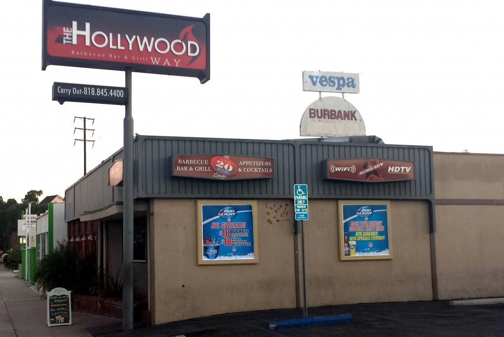 Hollywood Way