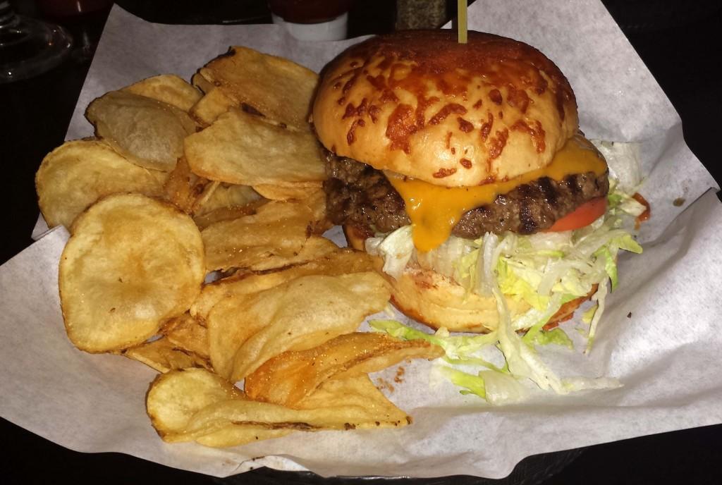 Hollywood Way burger