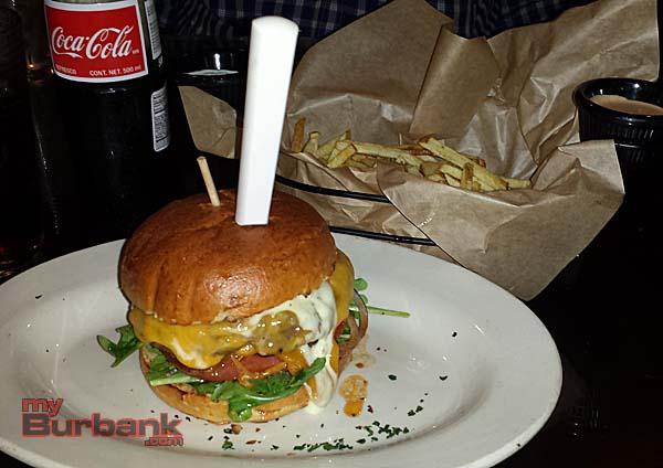 Wild Carvery 2 burger