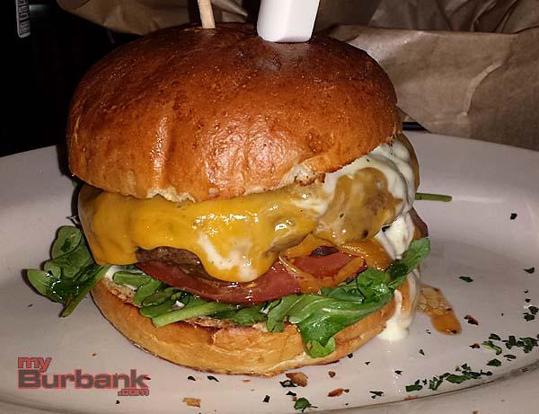 Wild Carvery burger