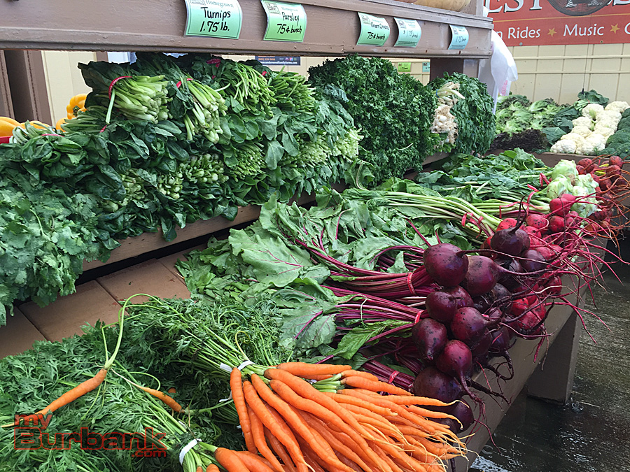 Underwood Family Farms sells fresh produce year-round. (Photo By Lisa Paredes)