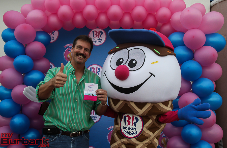 Baskin Robbins 70th Anv. Party