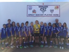 The team captured the first ever Western States Championship for Region 254.  (photo courtesy