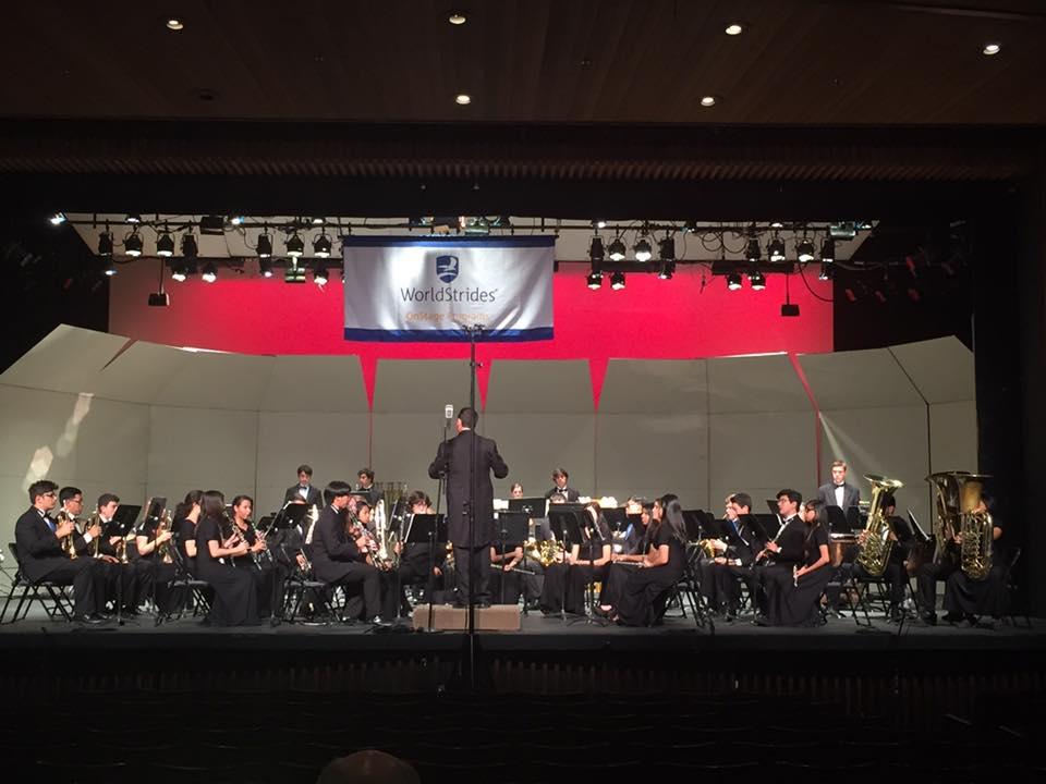 Photo Courtesy Burbank High School Instrumental Music Association