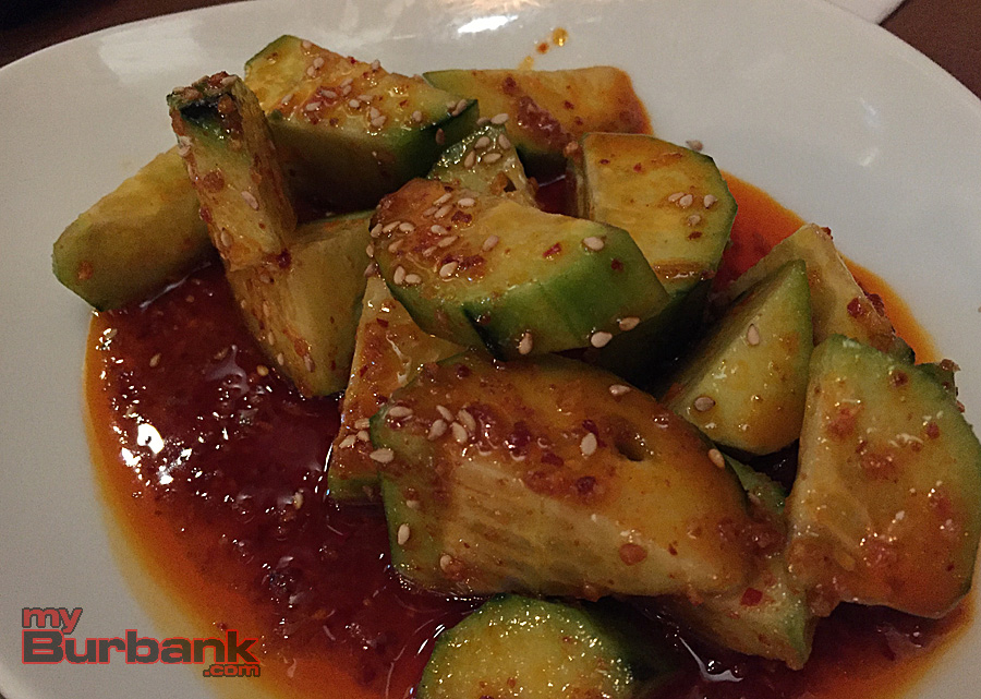 Spicy Addicting Cucumber (Photo By Lisa Paredes)