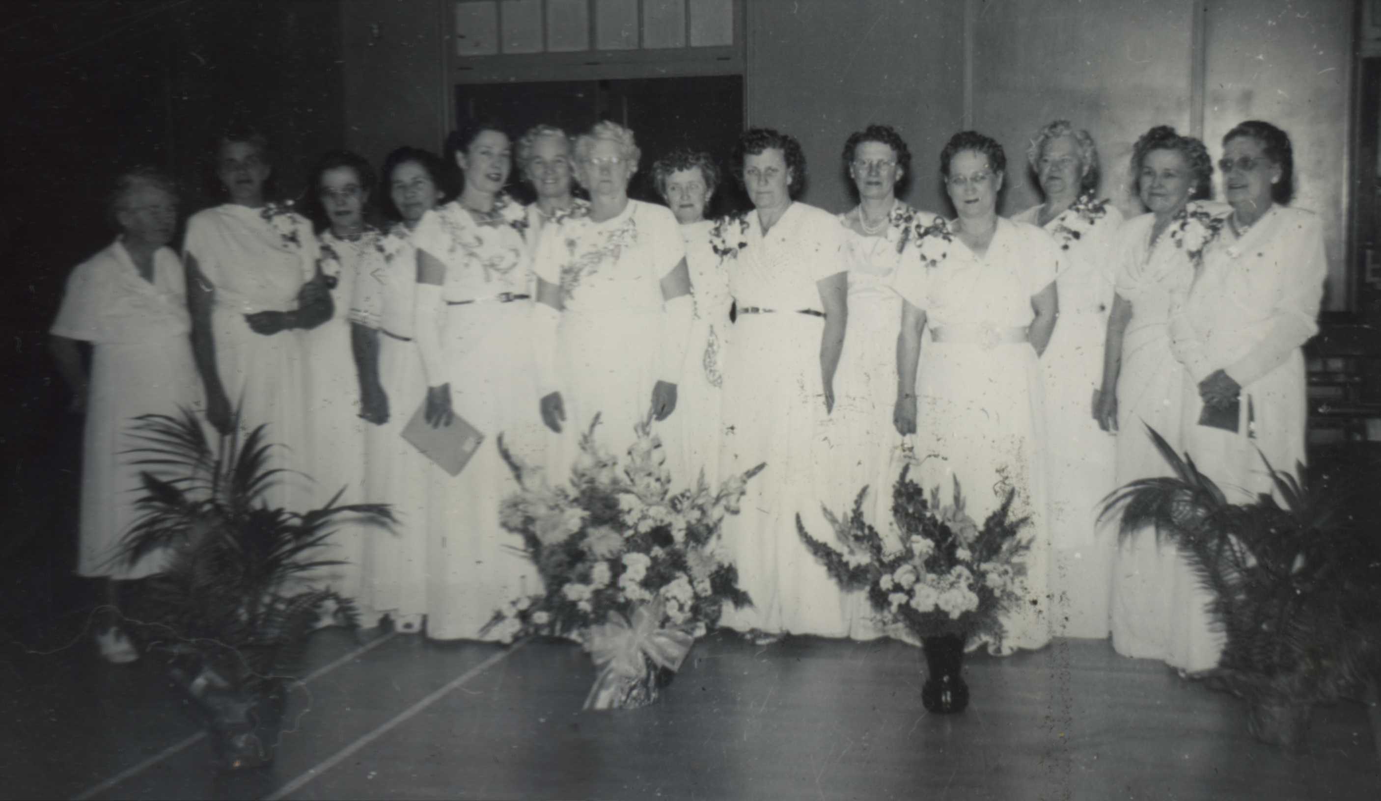 The Burbank Gold Star Mothers 1949