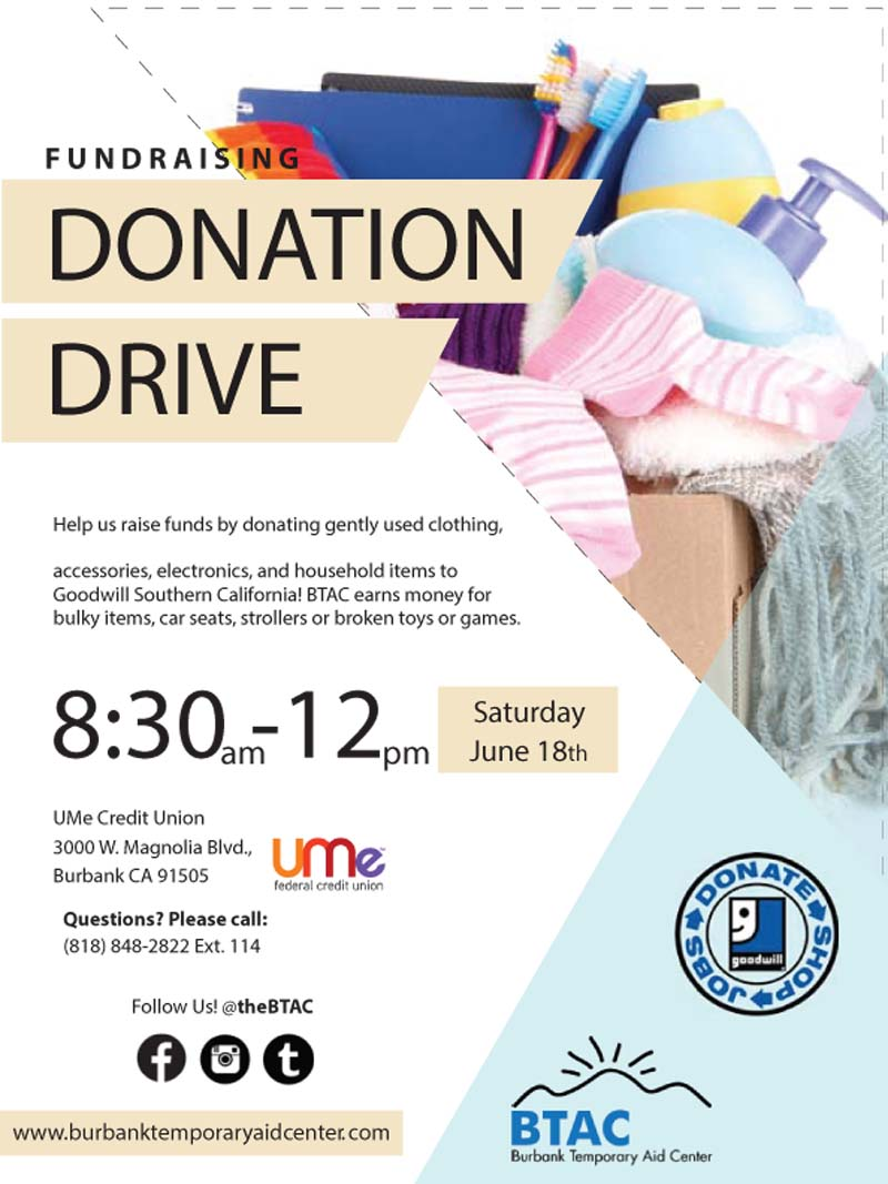 BTAC- Donation Drive Flyer FINAL Portrait