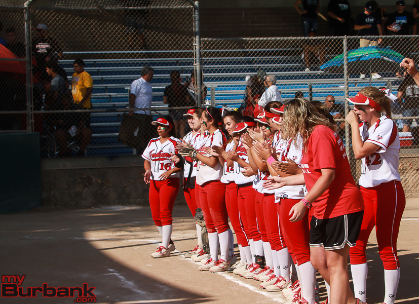 JBHS Softball vs Grand Terrace