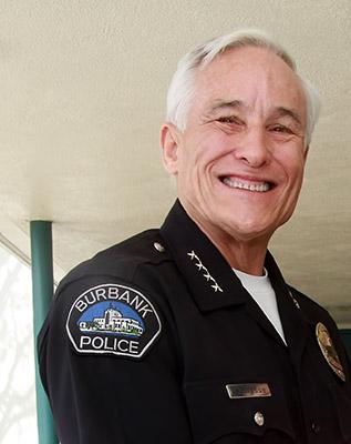 Burbank Police Chief Scott LaChasse