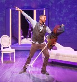Jai Rodriguez in Buyer & Cellar Photo by Sasha A. Venola
