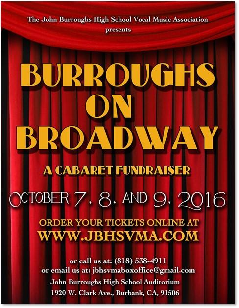 Burroughs on Broadway