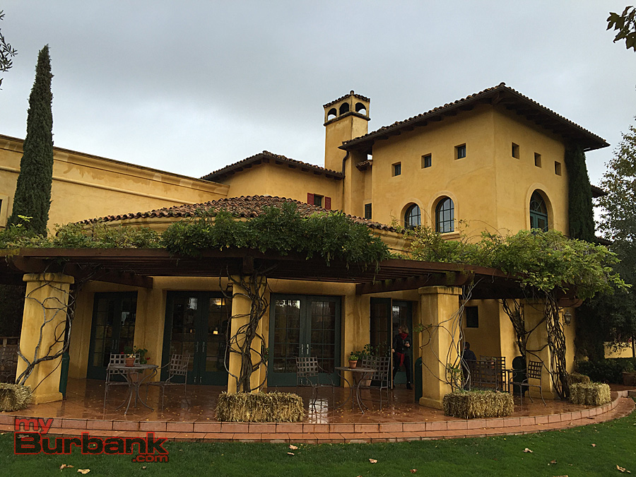 Melville Winery, Santa Ynez. (Photo By Lisa Paredes)