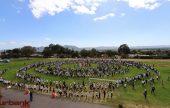Largest Japanese Fan Dance Guinness World Record
