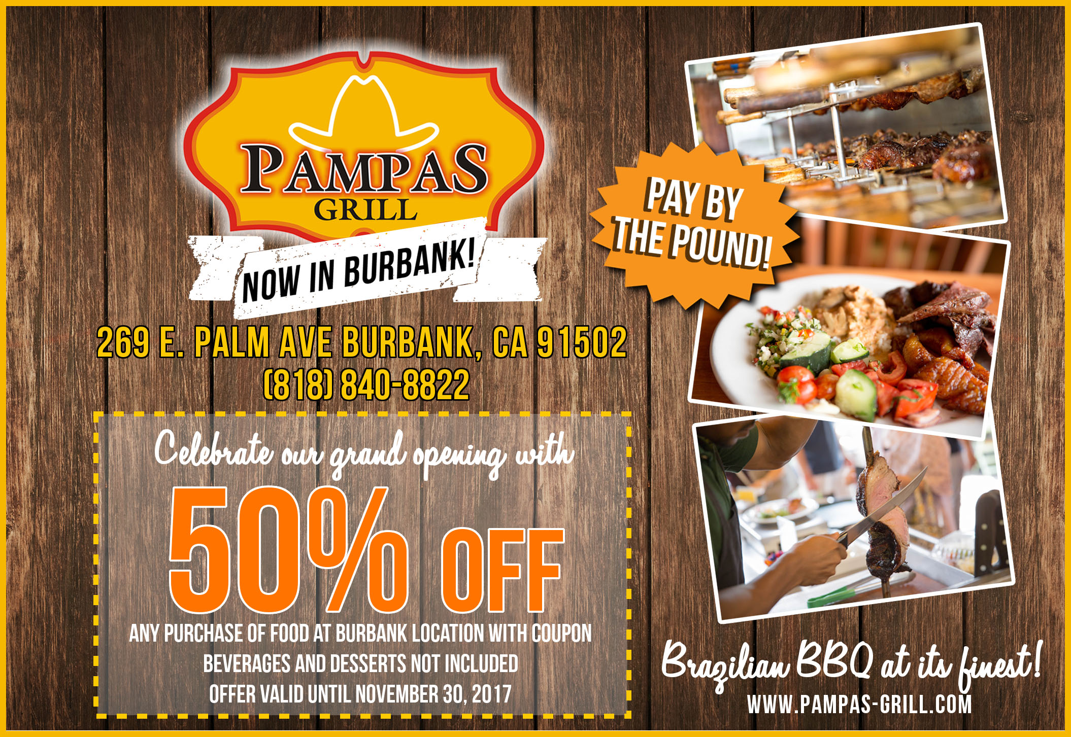 Pampas Bar and Grill