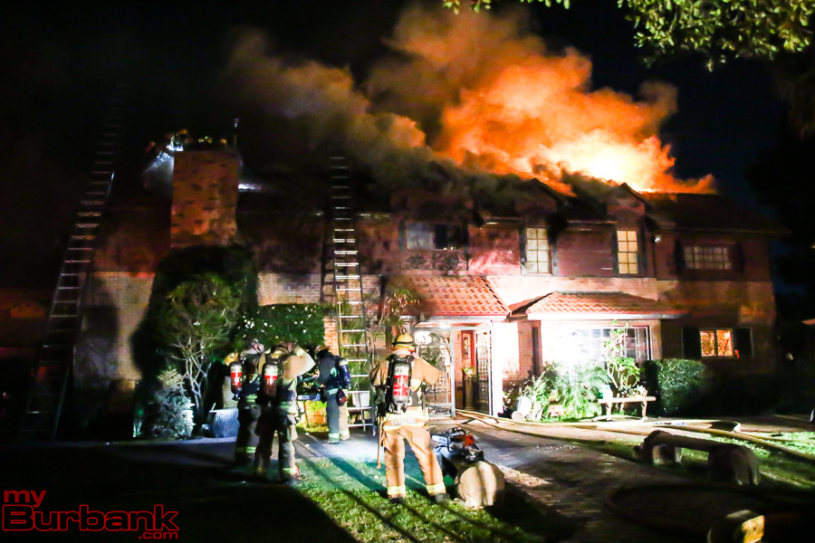 Early Morning Fire Damages Home On Oak Street Myburbank Com