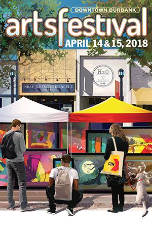 Burbank Arts Festival