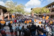 National School Walk Out