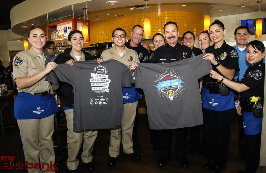 California Pizza Kitchen Hosts \'Tip A Cop\' - myBurbank.com