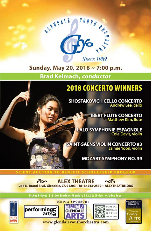 glendale Youth orchestra
