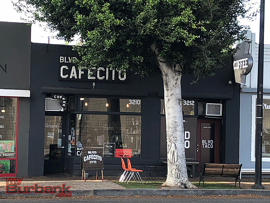 burbank coffee shop