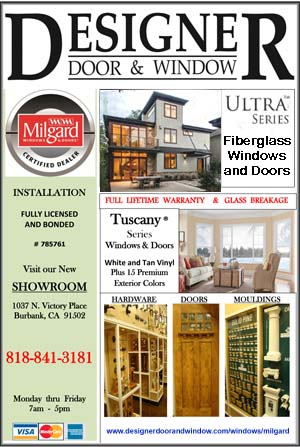 Designer Doors and Windows